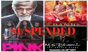 Major cinema houses of Pakistan unite against Bollywood