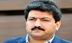 Hamid Mir noimated for the 'Most Resilient Journalist Award'
