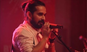 A night of serenity: Jimmy Khan mesmerises the audience at Sattar Buksh
