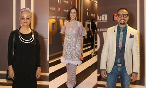 Haute Couture Meets Faux Pas: The best and worst dressed at FPW Winter Festive 2016