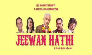 Jeewan Hathi: an hour filled with social truths, humor and satire