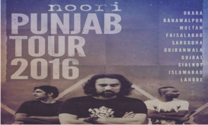 Noori, Arif Lohar, Annie Khalid and Falak Shabir on a musical Punjab tour!