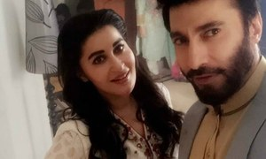 Aijaz Aslam & Shaista Lodhi pair up for Project Khan