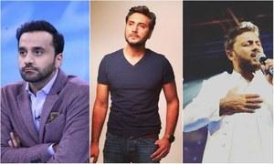 Adnan Siddiqui, Waseem Badami and Najam Sheraz all set for a UK based charity