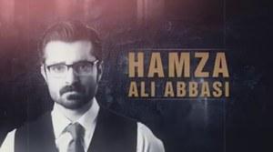 Hamza Ali Abbasi's show on BOL; news or PTI advert?
