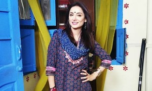 Sarwat Gilani talks about Seeta Bagri