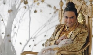 Taher Shah has a special message for the youth in Pakistan's first online movie 'Oye Kuch Kar Guzar'