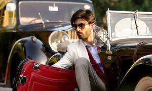 Fawad Khan all set to charm you in an upcoming TVC?