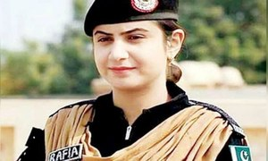 Pakistan finally has her first ever female bomb disposal officer