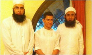 Aamir Khan mourns the loss of Junaid Jamshed