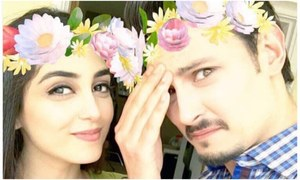 10 times Maya Ali and Osman Khalid were the definition of friendship goals