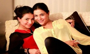 Humaima Malick's sister hospitalized due to weight loss pills