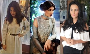 Style diaries: Celebs flaunting cold shoulder tops