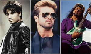 Pakistani celebrities react to George Michael's sudden demise