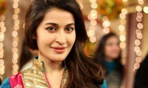 Shaista Lodhi set to make a comeback with morning show 'Geo Subah Pakistan'