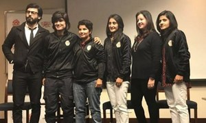 Fawad Khan welcomes women cricket team to the ISL United family