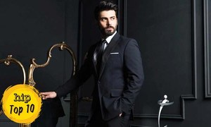 HIP Top 10: Fawad Khan continues to rule hearts in 2016