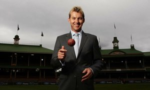 Brett Lee learns a few lessons from our cricket team