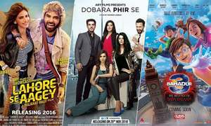 ARY Continues to Support Pakistani Cinema During the Struggle