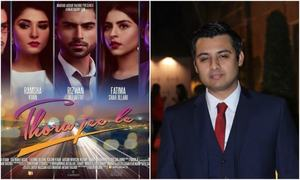 In conversation with Rafay Rashdi, director of Thora Jee Le