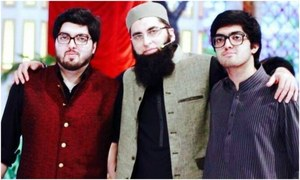 Junaid Jamshed's sons carry forward his legacy