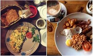 Best breakfast places in Karachi