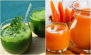 5 juices you must drink for a beautiful skin!