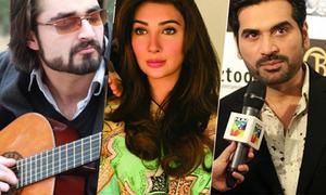 Pakistani Celebrities with hidden musical talents