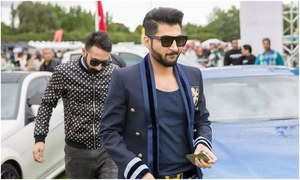 Singer Bilal Saeed flees Lahore High Court