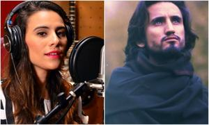 Zoe Viccaji and Irfan Ali Taj collaborate on a new song