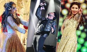 5 live performances by Pakistani celebrities that we'll never forget