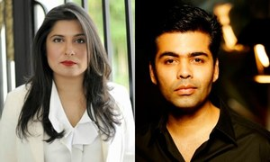 Sharmeen Obaid Chinoy and Karan Johar will share the stage at WEF