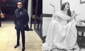 Sajal Ali and Adnan Siddiqui issued Indian Visa to shoot for Mom