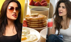 10 Pakistani Celebrities and their favourite breakfast places