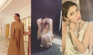 """I just have two pairs of white shalwar kameez,"" shares Mahira Khan"