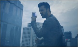 Atif Aslam and Pepsi create an upbeat rock anthem