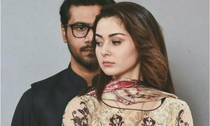 Hania Amir steals the show in Titli