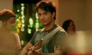Ali Zafar's song from 'Dear Zindagi' is finally out but he's not very happy!