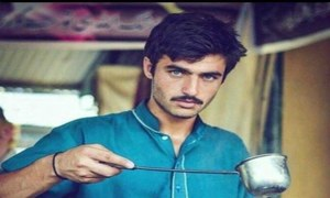 Arshad Khan, the Chaiwala has something new on his plate