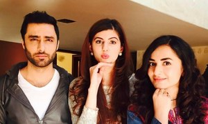 Anum Ahmed to star in HUM TV's upcoming drama 'Yeh Raha Dil'