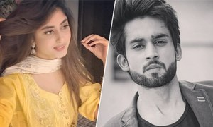Bilal Abbas Khan to star opposite Sajal Ali in upcoming drama titled 'O Rangreza'