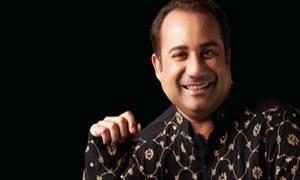 Rahat Fateh Ali Khan sings  'Main Zalmi Hoon Peshawar Ka'