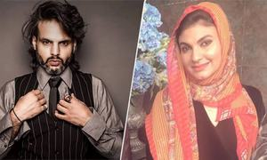 Fariha Pervez bids farewell to pop music and Nouman Javaid sends best wishes