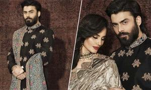 Fawad Khan looks no less than a 'Nawaab' in his latest fashion shoot!