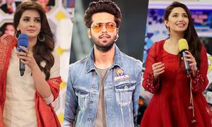 5 Actresses We Want To See Star Opposite Fahad Mustafa In A MOVIE!