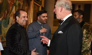 Prince Charles appoints Rahat Fateh Ali Khan as new ambassador of charity!