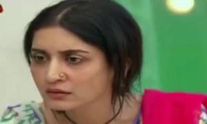 Saman Ansari as Salima steals our hearts in 'Sammi' this week