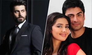 Fawad Khan might make a television comeback and surprise us afterall!