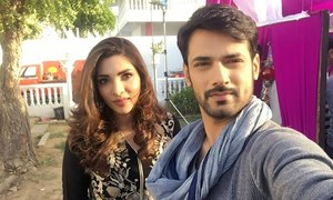 Zhalay Sarhadi pairs up with Zahid Ahmed for Hum Tv's upcoming drama 'Dil e Janam'