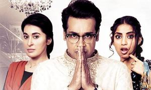 ARY Digital's 'Waada' starring Faysal Quraishi & Shaista Lodhi ranks high on ratings!